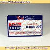 Cartão plástico com Hico/listra magnética do Loco para o cartão do táxi