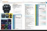 Het nieuwe Hete het Verkopen DJ LEIDENE van de Spin RGBW van het Apparaat 9X10W van het Stadium 4in1 Bewegende HoofdLicht van de Straal