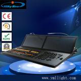 Console grande da iluminação da asa do Fader do PC do miliampère