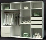 Mélamine Chipbobard Wardorbe Yb16022 de meubles de chambre à coucher