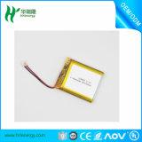 In het groot 3.7V 800mAh 102535 de Navulbare Batterij van Lipo van het Polymeer van het Lithium voor de Batterij van de Walkie-talkie