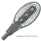 luz de calle de 210W LED caliente/naturaleza/altura que ensambla al aire libre fresca AC85-265V 120*320*823m m del aluminio el 10-12m de la iluminación IP65 del LED