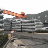 Programma 40 del tubo galvanizzato B di ASTM A53 gr. per la balaustra