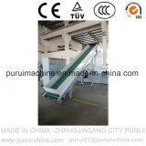 Sistema de reciclaje plástico para la granulación inútil del consumidor del poste con nuevo diseño