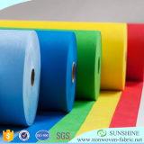 Rolo 100% não tecido do Polypropylene da tela de Spunbond