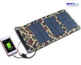carregador 5W solar portátil para o telemóvel (PETC-S05)