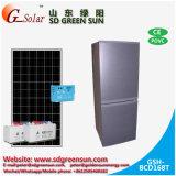 солнечный холодильник DC 168L для домашнего замораживателя дна пользы
