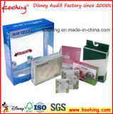 Soluzione impaccante di serie cosmetica-- La specifica del cassetto della bolla/strato post-vendita di cura/strappa via riempie i sacchi di carta/caselle di carta ecc