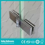 Classe elevada cerco articulado do chuveiro com vidro laminado Tempered (SE937C)