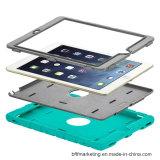 Michellin 타이어 패턴 모든 iPad 시리즈를 위한 결합 가득 차있는 보호 케이스