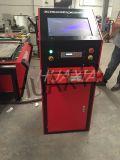(m)機能の、耐久の計算機制御のキャビネットのカッターCNC血しょう切断装置