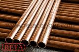 Tubulação macia do cobre da têmpera com todo o tipo