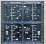 Écran polychrome d'Afficheur LED de qualité pour le mur visuel P7.62 de DEL
