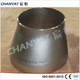 Riduttore concentrico & eccentrico A403 (WP904L, 304/304L, 316/616L) del tubo