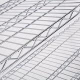 Mensola registrabile di memoria dell'ospedale dell'acciaio al cromo delle file del NSF 5