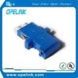 Manutenção programada simples do adaptador da fibra óptica do LC