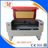 De Ce Goedgekeurde Scherpe Machine van de Laser met de Camera van de Positie (JM-1280h-CCD)