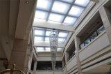 Bauunternehmen-Dach-Fenster-Vorhängesun-Blendenverschluß