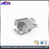 Motorrad-Ersatzteil CNC-maschinell bearbeitendes Aluminiumstrangpresßling-Selbstzusatzgerät