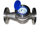 Tipo medidor de água Lxlc-50 de Woltmann do grande diâmetro do aço inoxidável no tipo de Gaoxiang