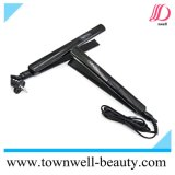 LCD Display Ceramic Coating Flutuante Plates Hair Straightener com GS / Ce / EMC / RoHS