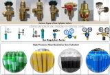 Cylindres de gaz d'argon d'acier sans joint 40 litres