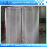 Cylindre de filtre de treillis métallique d'acier inoxydable