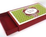 La belleza de papel de /Box del caso cosmético compone el rectángulo cosmético