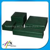 工場価格の磁気閉鎖の木のJewellryカスタマイズされたボックス