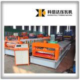 Kxd-836 gerunzelt galvanisiert Roofing Blatt-Maschinerie
