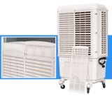 Airconditioner van de Tribune van de vloer gebruikte de VerdampingsDe Binnen/OpenluchtKoeler van de Lucht van de Woestijn voor Verkoop