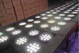 Luz ligera de la audiencia de la MAZORCA LED de 4 pistas para la iluminación