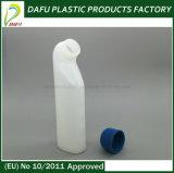 бутылка масла микстуры белого цвета 90ml пластичная