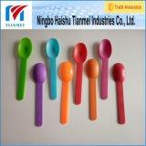 Kundenspezifischer Wegwerfnahrungsmittelgrad-Löffel/gefrorener Joghurt-Löffel