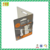 Hangtag Customeize бумаги искусствоа с веревочкой