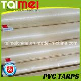 입히는 UV 취급된 PVC 트럭 덮개 또는 화포