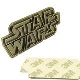 Etiqueta engomada de encargo de la insignia del metal del hardware de moda del bolso