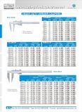 Os compassos de calibre resistentes de Verynier Mono-Obstruem