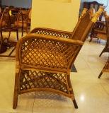 Rattan-Möbel für Hauptwohnzimmer-Garten-Patio