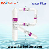 独特な殺菌の5つの段階RO水フィルター
