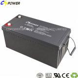 batería de almacenaje estándar de los productos de la batería del gel de la batería solar 12V200ah