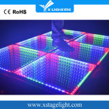Usager 3D coloré RVB DEL Dance Floor de barre de 2016 KTV
