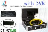 sistemas brancos da câmera da inspeção da tubulação do diodo emissor de luz 12PCS com DVR