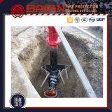 Bouche d'incendie souterrain utilisée de Di BS750 à vendre