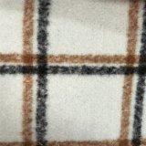 Gecontroleerde Luim die de Stof van de Wol voor Kleren aanpast, de Stof van het Kostuum, Kleding, de Stof van het Kledingstuk