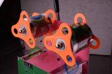 Machine manuelle de cuvette de cachetage de Digitals de corps élevé populaire