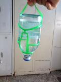 gancio di 250ml 500ml per la bottiglia di plastica di infusione