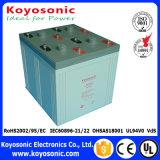 Batterie solaire solaire 12V 12ah de batterie solaire de la batterie 12V de cellule sèche euro