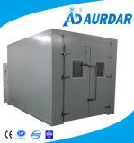 Conservación en cámara frigorífica de los vehículos para la venta
