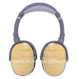 Aktive Geräusche, die drahtlose Bluetooth Kopfhörer mit Mikrofon beenden
